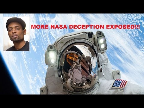 NASA LIVE STREAMS PROVE FLAT EARTH!!! LMAO!!!