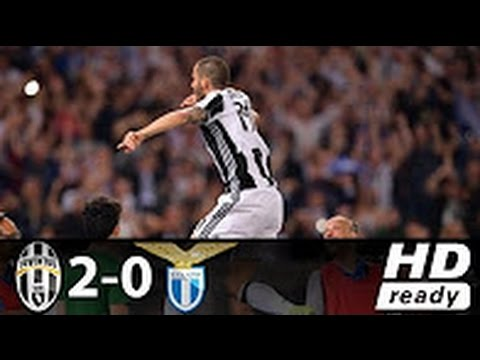 Juventus vs Lazio 2-0 Final Italy Cup All Goals & Highlights 17.5.2017