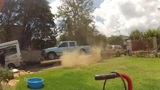 quadra drive jeep 4 7 v8 wj big tow over 5 five tons mercedes sprinter trailer