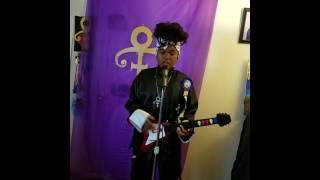 Video Mikyl performing Prince.. Thunder!! download MP3, 3GP, MP4, WEBM, AVI, FLV November 2017