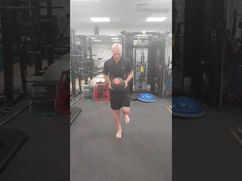 Hamstring Rehab - Drop And Catch RDLs