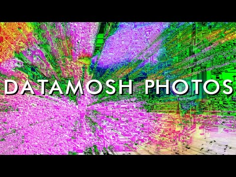 How to Datamosh