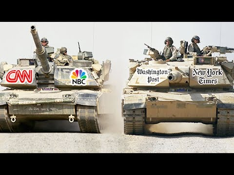 Corporate Media ALWAYS Wants More War