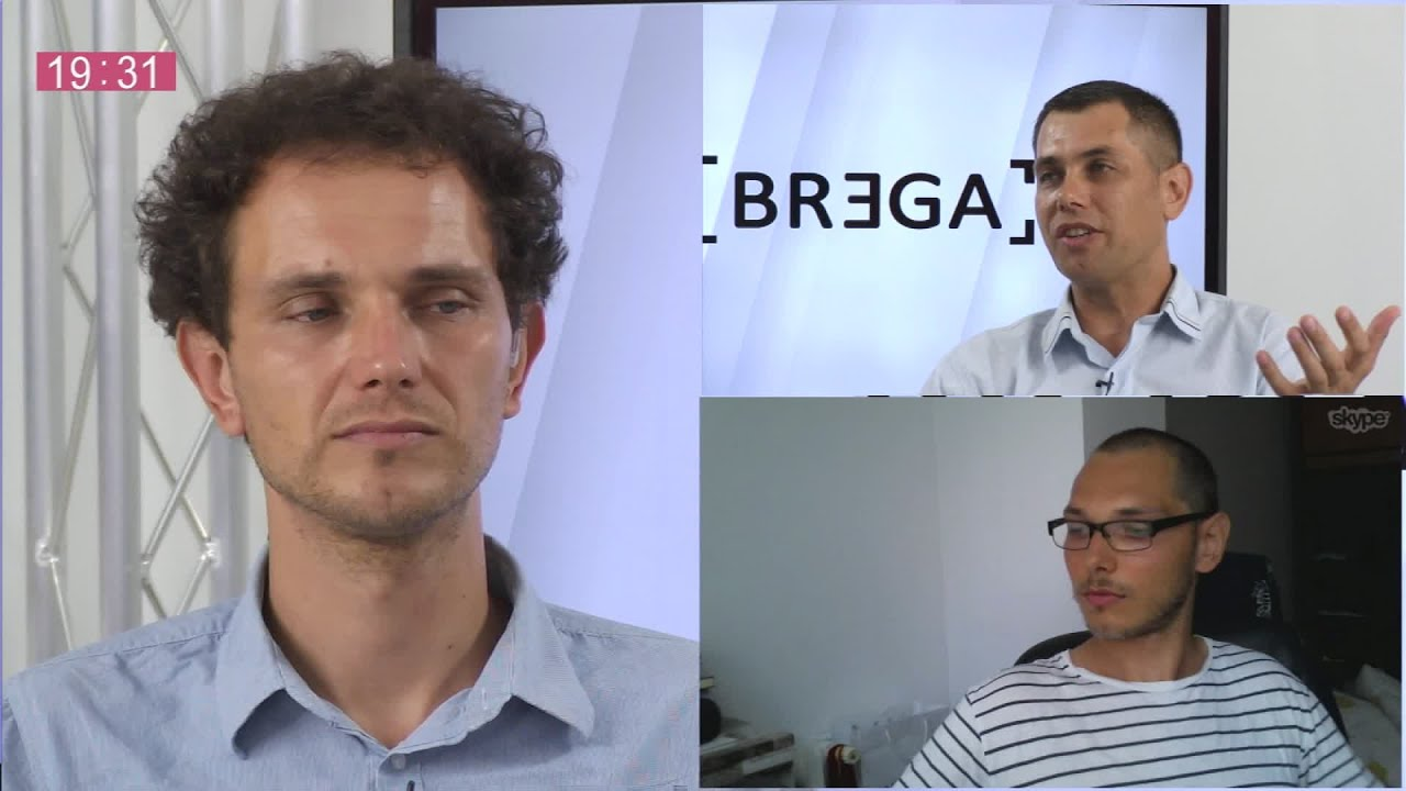 #Brega3 la #TVRain // Jurnalistă condamnată, ziua armatei
