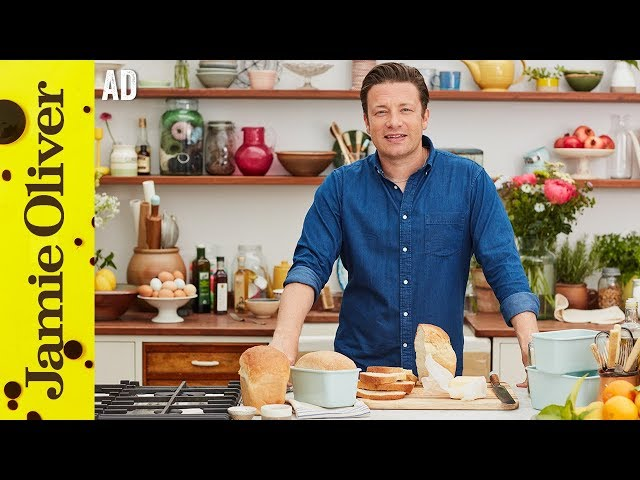 How To Make Bread | Jamie Oliver
