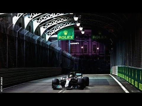 F1 2017 Singapore Results!