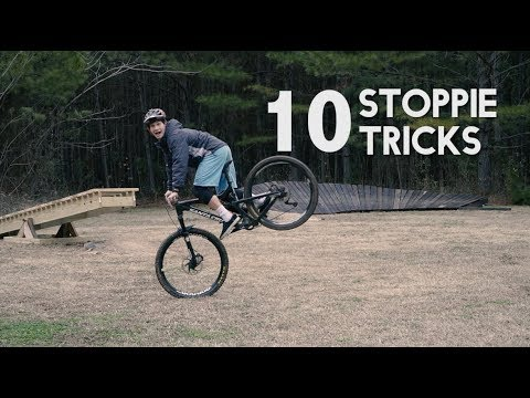 10 Different MTB Stoppies!