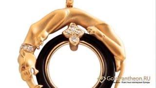 Золотой кулон в виде пантеры с бриллиантами Carrera y Carrera 5363119(, 2013-10-22T11:13:20.000Z)