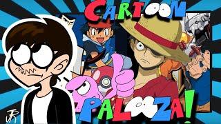 Anime Çizgi Vardır? Karikatür Palooza Yayın