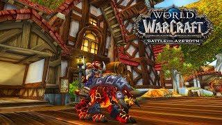 World Of Warcraft #130 - Brincando De Xamã Na Montanha Cristarrubra