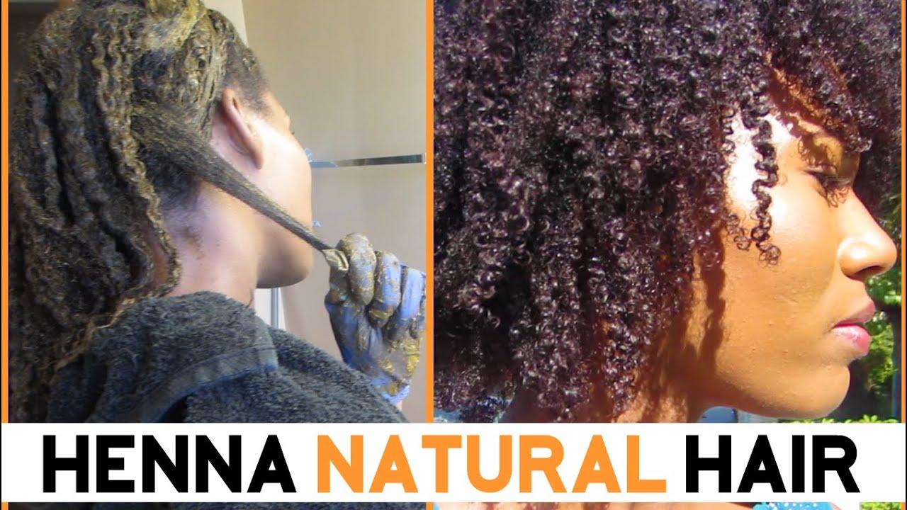 Nupur Henna For Natural Hair