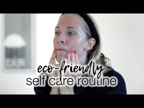 My Self Care Routine | Less Waste Series