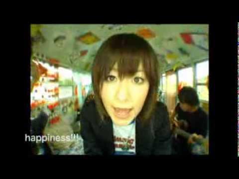 木村カエラ「happiness!!!」