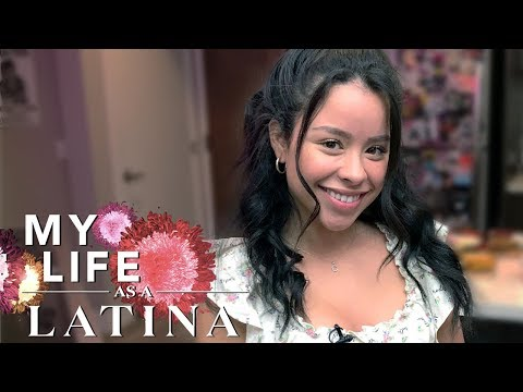Cierra Ramirez Talks Learning to Love Herself Post Relationship | My Life As A Latina