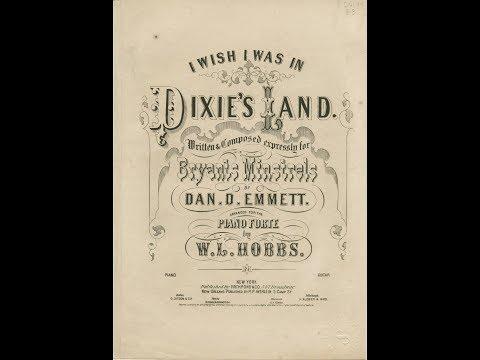 Dixie (1860)