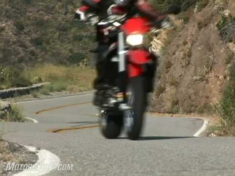 2008 Aprilia SXV 5.5 Motorcycle Review