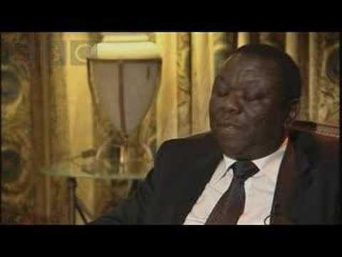HARDtalk Morgan Tsvangirai 2