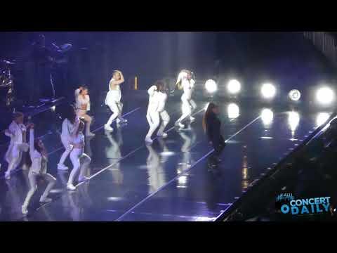 "Janet Jackson & Missy Elliott perform ""Burn It Up"" live in Atlanta"