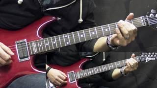 Death Metal Guitar Lessons