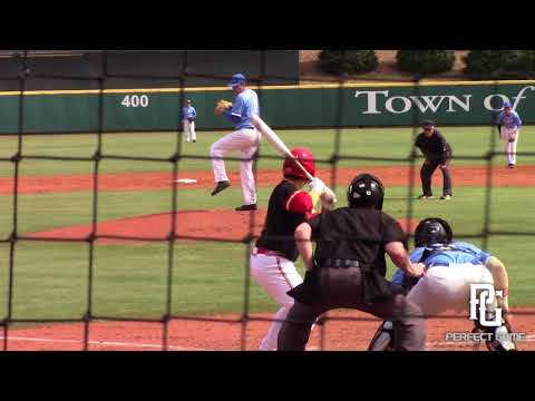 RHP Cole Henry (2018 AL), Florence HS, Louisiana State Commit