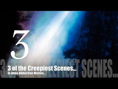 3 Creepiest Scenes in Alien Abduction Movies | Hollywood Aliens