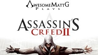 """Let's Play: Assassin's Creed 2 (039) """"Sword of Altair + Military District"""""""