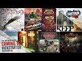 Jan 2019 (2nd half) Upcoming Board Games Kickstarter