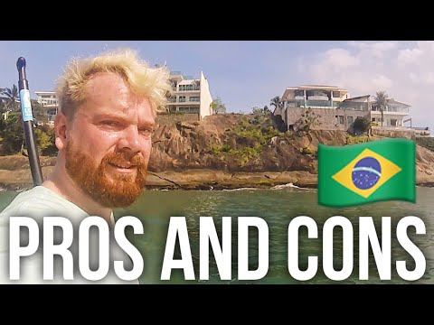 LIVING IN BRAZIL - PROS AND CONS