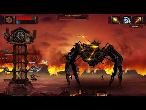 steampunk tower 2: the one tower defense strategy hack