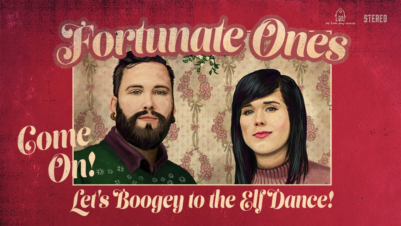 video: Fortunate Ones – Come On! Let's Boogey to the Elf Dance! (Official Video)