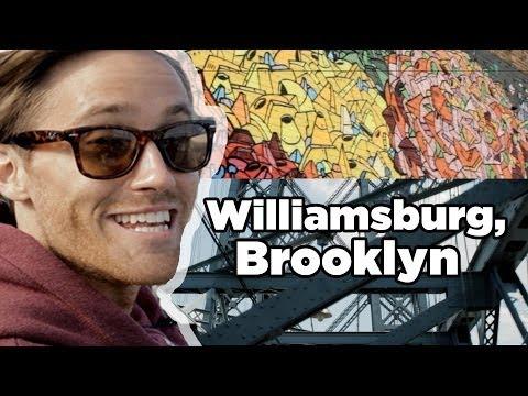 Williamsburg, Brooklyn: Bedford Avenue & Williamsburg Flea:  -- In The Cut #1