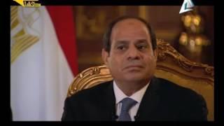 فيديو.. السيسي: حكم الإخوان لم يفهم الشعب ودخل في صراع مع المؤسسات