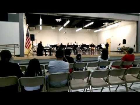 Spring Concert. Laveen, AZ Rogers Ranch School 2014