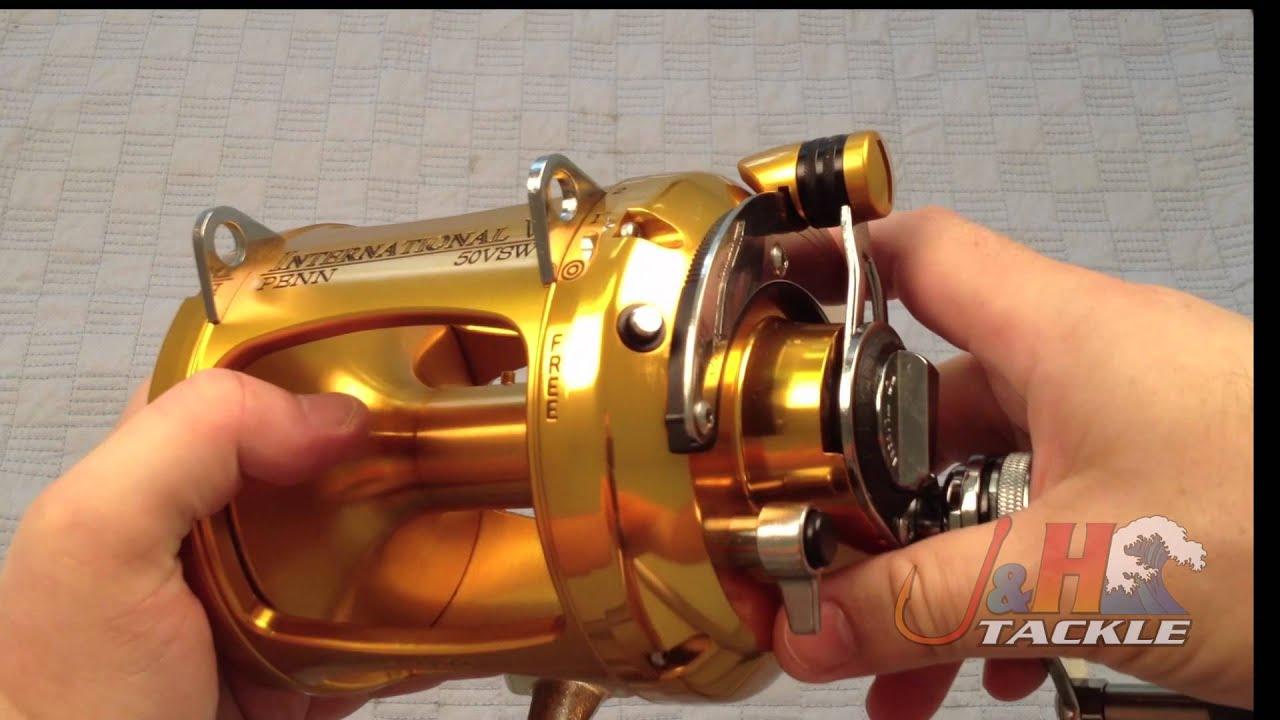 Penn spool bearings INTERNATIONAL 50 50W