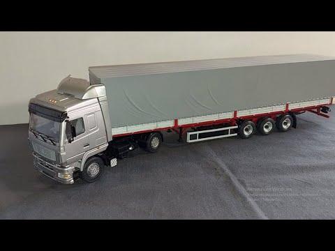 МАЗ-5440 с п/п МАЗ-9758 ( AVD Models)