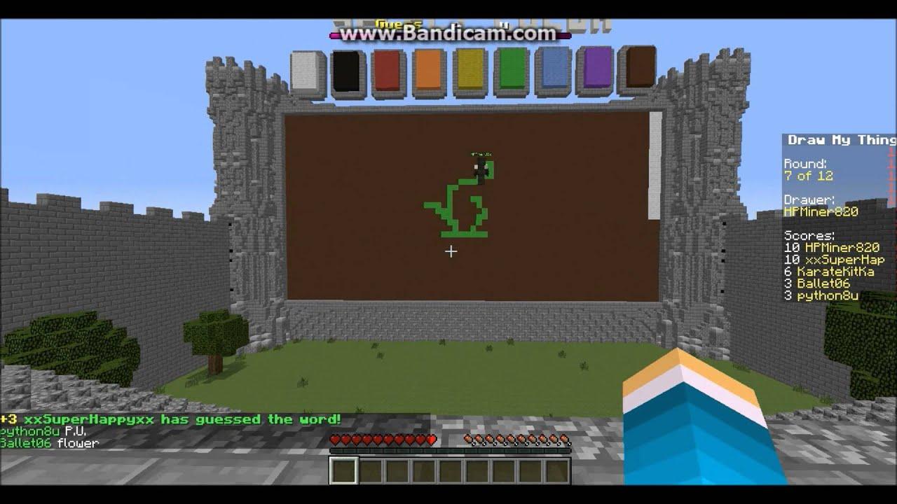 how to make a minecraft minigame server 1.8