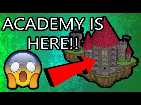 Prodigy- ACADEMY IS HERE!!!!