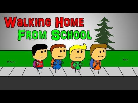 Brewstew - Walking Home From School