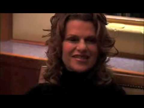 Sandra Bernhard on the King of Comedy