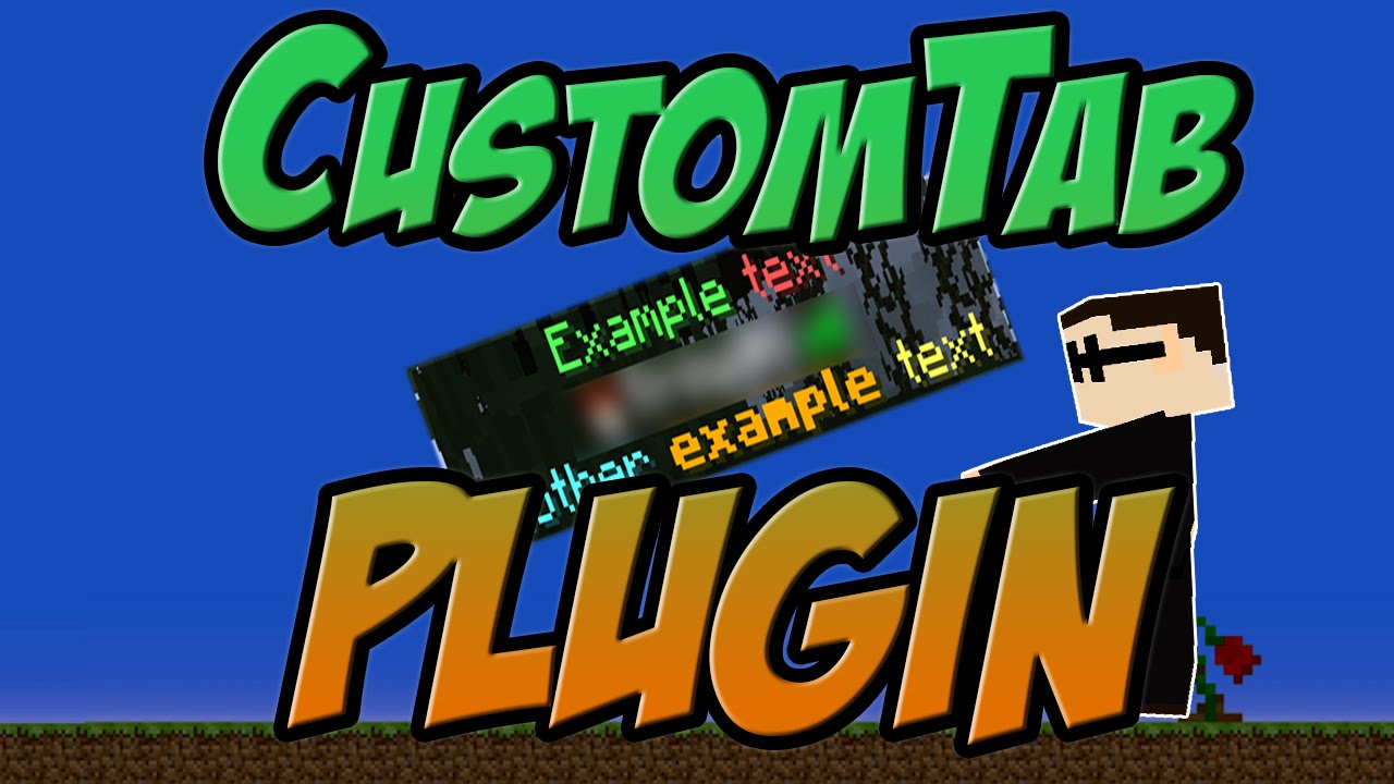CustomTab Bukkit Plugin Minecraft 1 8 Spigot   German    Tutorial  