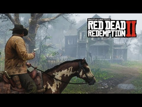 Red Dead Redemption 2 - NEW GAMEPLAY INFO! New Single Player Images! Heists, Free Roaming The Map!