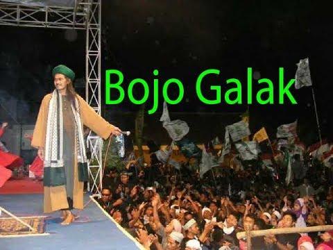 Bojo Galak Versi Abah Ali Al Mathoyibi Mafia Sholawat Semut Ireng