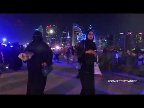 Qatar international food festival | dji osmo | concepts by: patrice