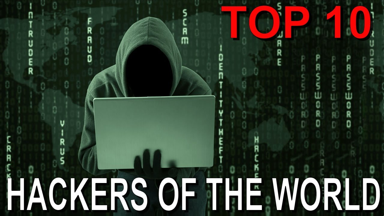 Image result for Top ten hackers of the world
