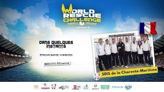 #WRC2019France - Sapeurs-pompiers 17 (Charente Maritime)