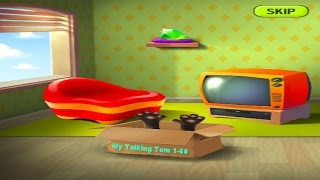 My Talking Tom Full Gameplay Level 1-Level 60 -iPadGameplay make for children #126