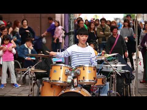 2017-11-05-李科穎KE-鼓聲若響(新寶島康樂隊 )