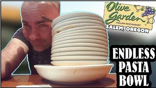 Never Ending Pasta Bowl 2016