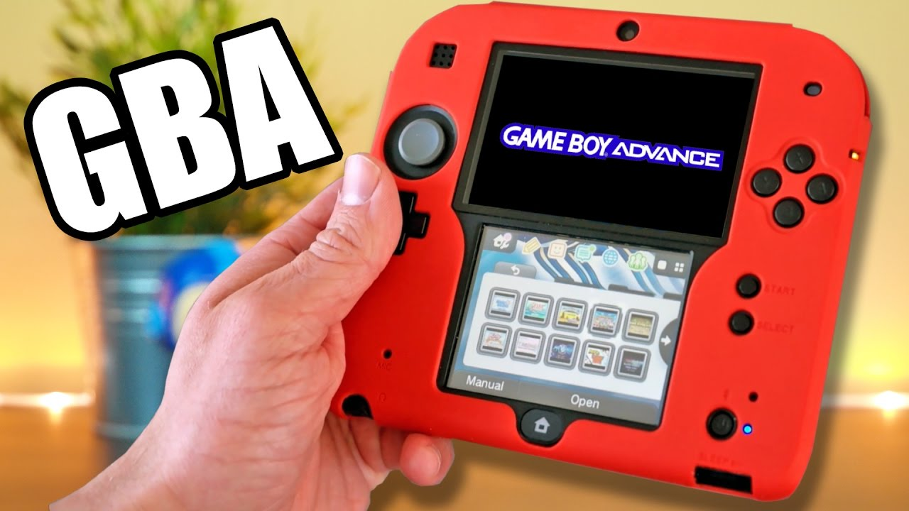 How To Play Ds Games On 2ds Sd Card Gameswalls Org