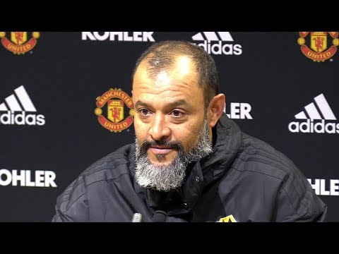 Manchester United 1-1 Wolves - Nuno Espirito Santo Full Post Match Press Conference - Premier League